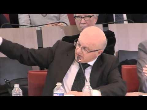 3 - Lancement de la House of Finance  - Table-ronde