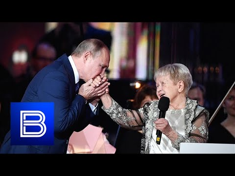 Bolshoi Theater Gets Special Visit By Putin, Renowned Composer Given Order of St. Andrew Award!