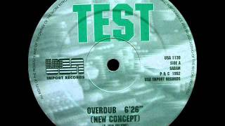 Test - Overdub (New Concept)