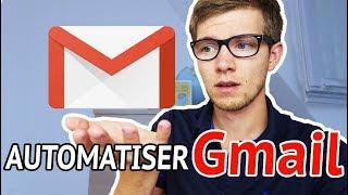 Comment organiser automatiquement ses emails sur Gmail !