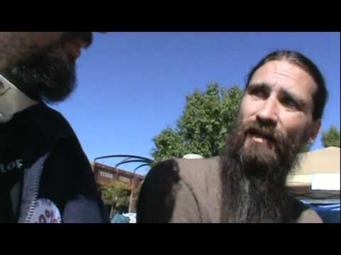 Street preachers visit Occupy Colorado Springs, AgentOfDoubt has a chat with them
