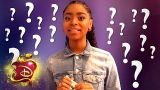 Getting to Know Jadah Marie! | Descendants 3