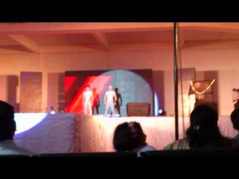 Fashion 1  Fashion Show At Cmrit Cultura 2012