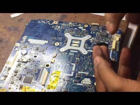 #LaptopRepair #How to solve #Acer Laptop Power On but No Display Solved By #SatishBhai & Aditya11ttt