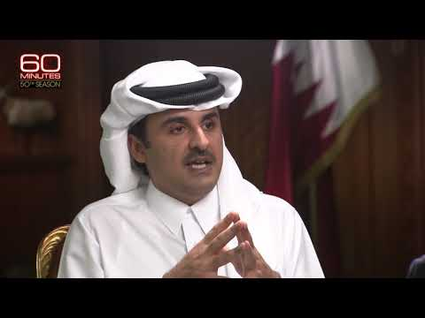 Emir of Qatar says Trump offered meeting at Camp David to help end blockade