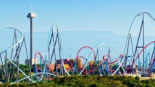 WORLD'S BIGGEST THEME PARK! (Planet Coaster #4)