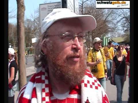 BVB - Köln 11.04.2009 Borussia Dortmund 1. FC Köln Interviews