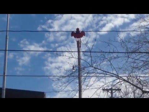 Woodsfield Ohio FD former Shippensburg PA siren