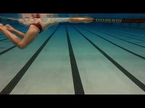 Alex Borisov - Breaststroke Side View