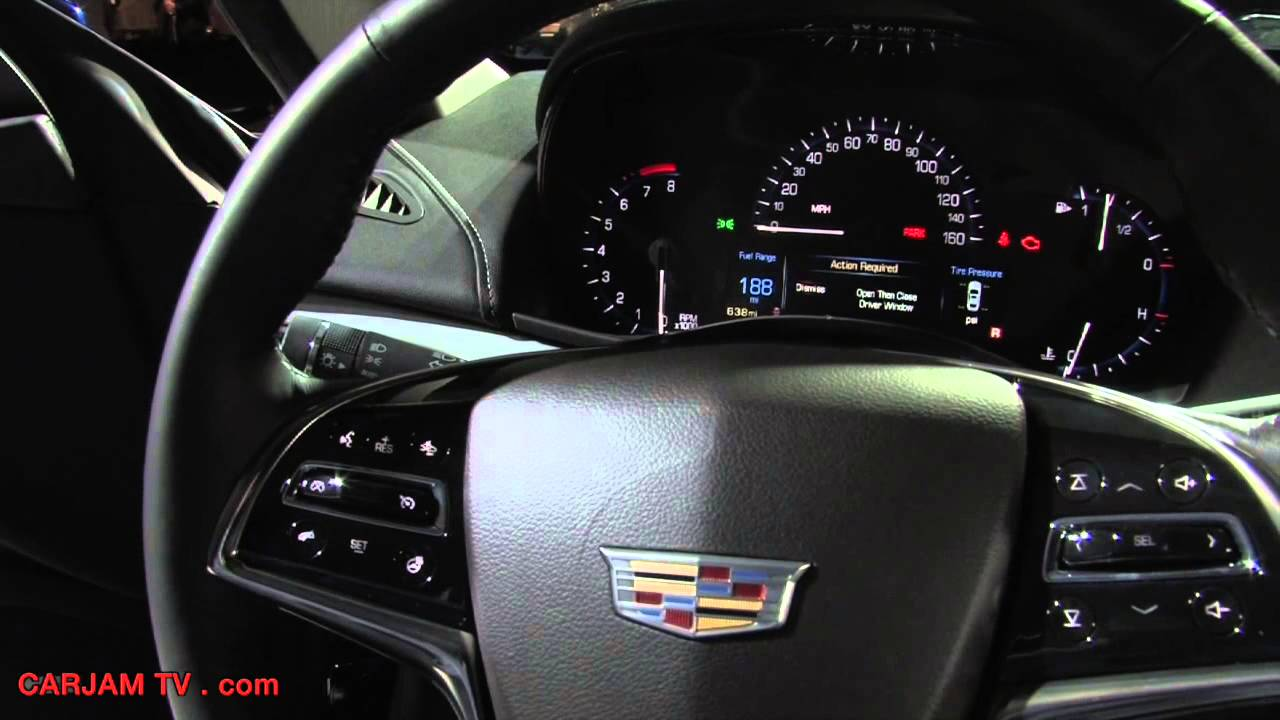 Cadillac Ats Coupe Interior 2015 New Model Review In