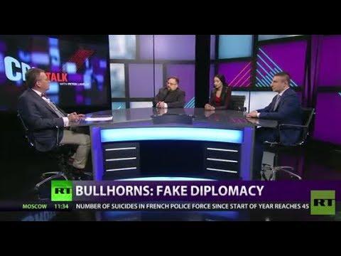 CrossTalk BULLHORNS: FAKE DIPLOMACY