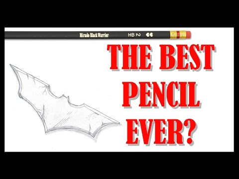 The Best Pencil Ever?: The PaperMate Mirado Black Warrior