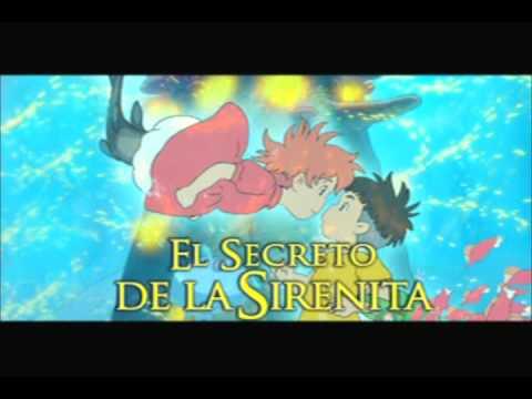El secreto de la sirenita (Ponyo en el acantilado)