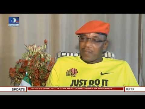 Sports This Morning: Dalung Addresses Issue Around Rio Olympics Preparations