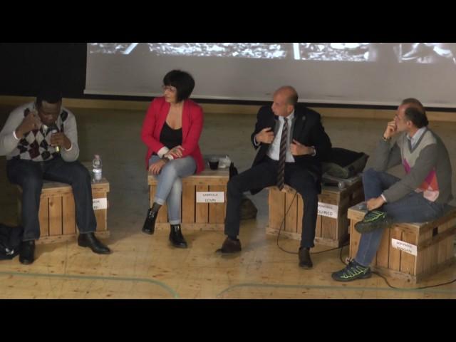 Festival della migrazione 2016 - intervento di Raymon Dassi - prima parte