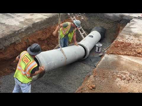 Pipe Installation