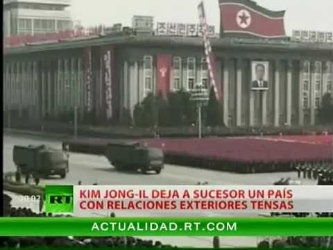 Muere Kim Jong-il,