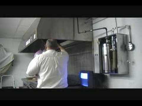House Wiring Diagram Rj45 Socket Uk Ansul Fixed Fire System Test - Youtube