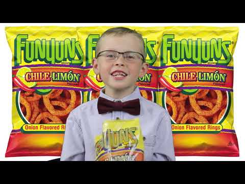 Taste Test Food Review: Funyuns Chile Limon