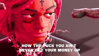 Download Trippie Redd – Holy Smokes Ft. Lil Uzi Vert (Official Lyric Video)