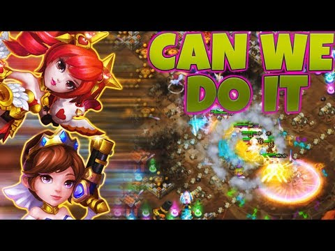 Killing INSANE DUNGEON 6/10 Demons | CAN WE DO IT ? | CASTLE CLASH