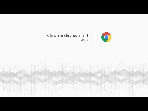 Chrome Developer Summit 2016 - Live Stream Day 1