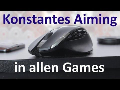 Battlefield Als Stolperstein: Konstant Gut Zielen In Allen Games? EINE Mouse Sensitivity Für ALLES!