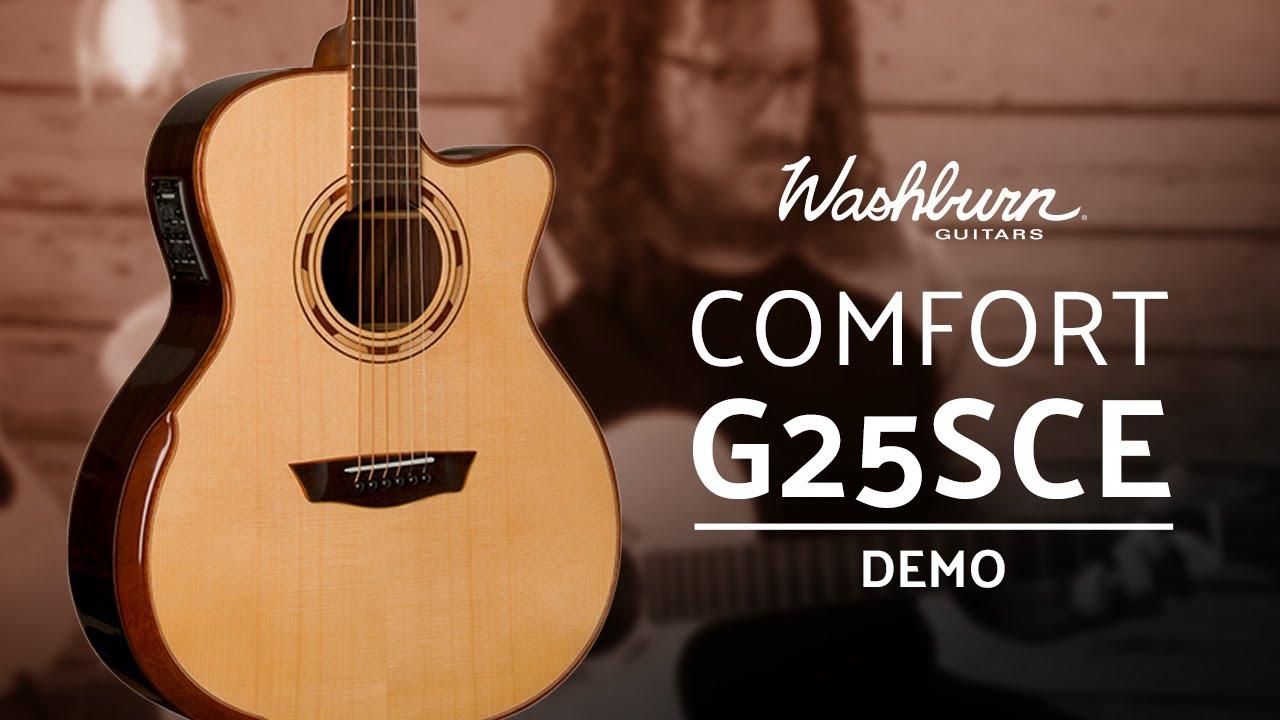 Comfort G25SCE Demo 1