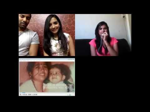 Live Interaction with Sangeetha