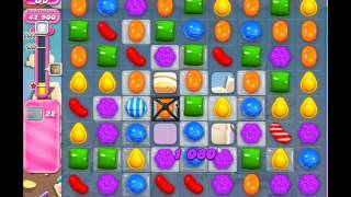 Candy Crush Saga Level 50 - No Boosters