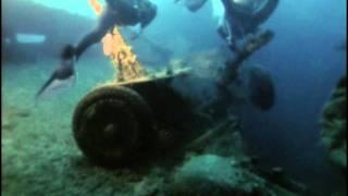 Лагуна затонувших кораблей