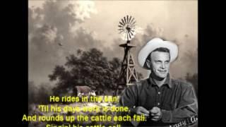Video Cattle Call Eddy Arnold with Lyrics download MP3, 3GP, MP4, WEBM, AVI, FLV Mei 2018