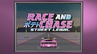 GTA Online Race and Chase Street Legal (Arcade Game) PS4