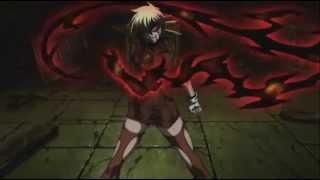 Hellsing Seras Victoria Vs werewolf AMV This Means War Nickelback