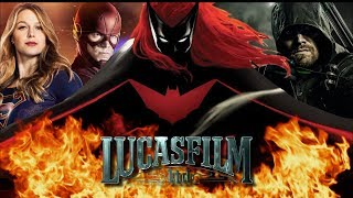 Is The CW Becoming The NEXT Lucasfilm? + Why the New Batwoman Looks Bad