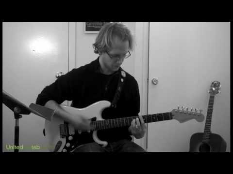 Incubus Nice To Know You Guitar Youtube