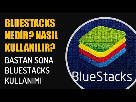 Bluestacks Nedir, Nasıl Kullanılır? Android Oyunları PC'de Nasıl Oynanır?
