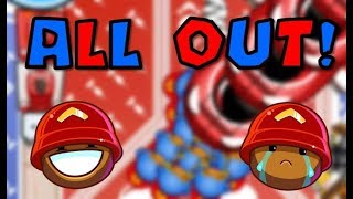 BTD Battles - BFB Colloseum all out