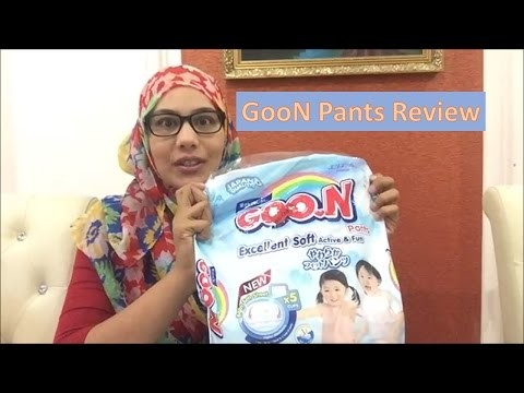 Goon Pants Diapers Review