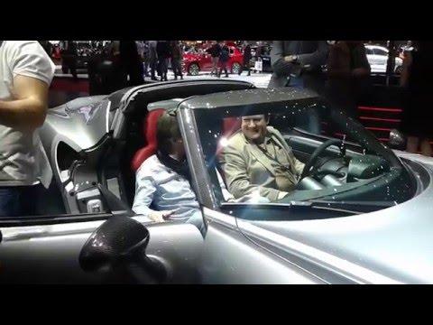 Alfa Romeo Expo Geneve 2016 Palexpo