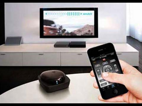 Как управлять телевизором с помощью планшета или телефона