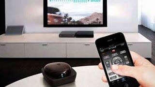 видео Дистанционное управление телевизором для android