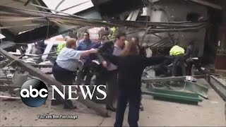 NJ Transit Train Crash | At Least 1 Dead, Over 100 Injured