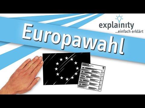 Europawahl einfach erklärt