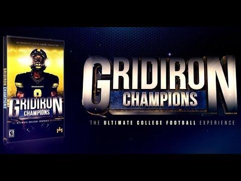 College Football is Back | Gridiron Champions 2020 | Will NCAA Football Return?