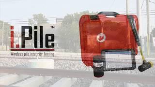 I.Pile™ | Wireless Pile Integrity Testing