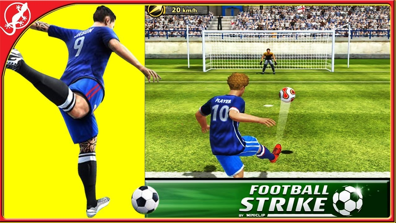Free Kick Multiplayer