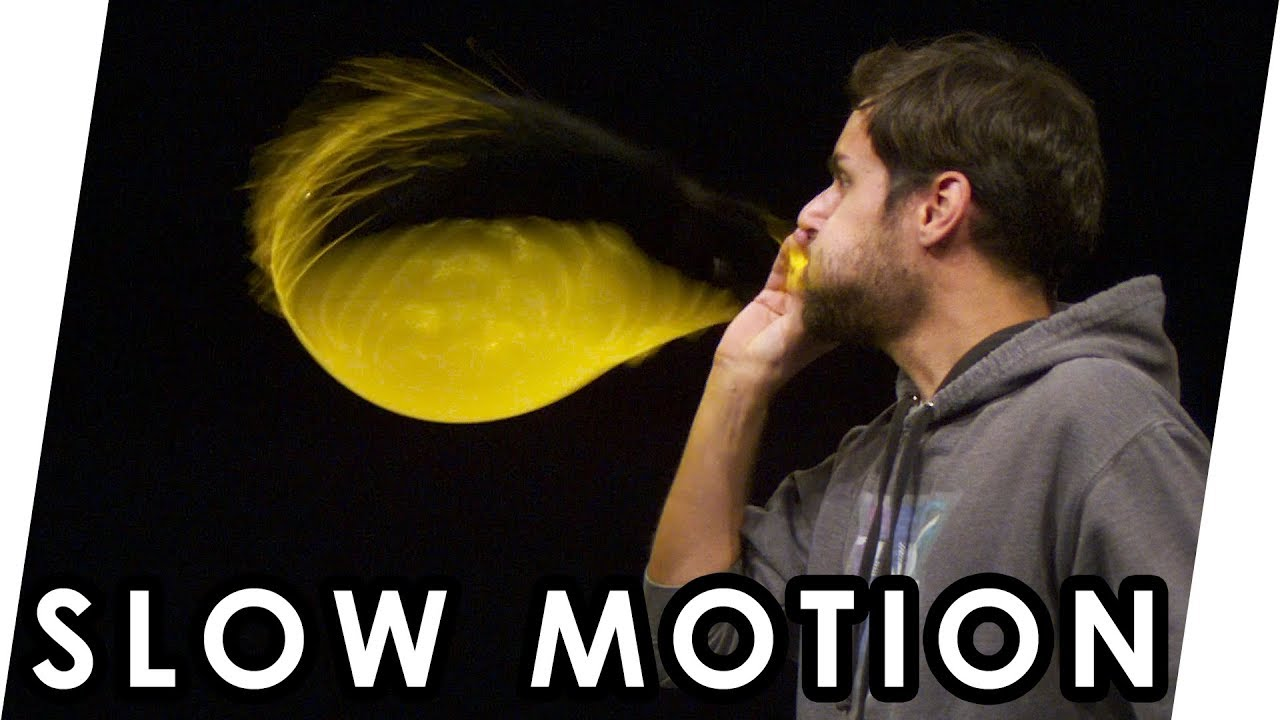 Super Slow Motion: Schneller als das menschliche Auge | Geniale ...