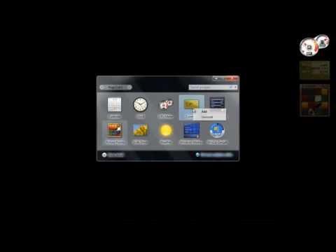 windows 7 tv gadgets