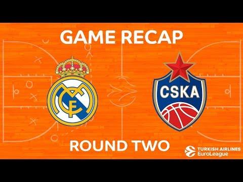 Highlights: Real Madrid -CSKA Moscow
